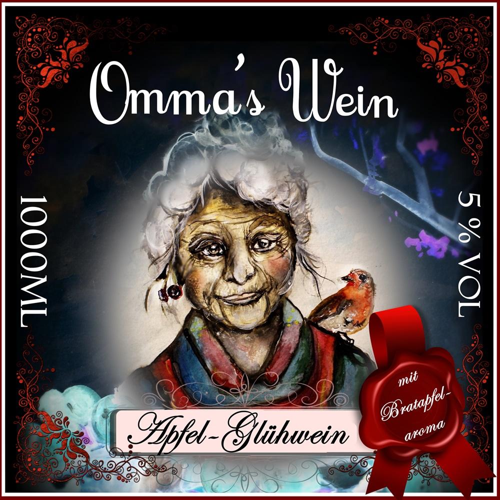 Ommas Apfel-Glühwein